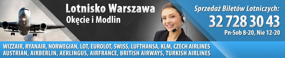 Lotnisko Warszawa Okęcie